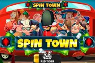 Слот Spin Town от Red Tiger Gaming