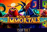 Слот Book of Immortals от iSoftBet