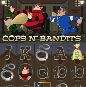 Игровой механизм Сops n`Bandits представлять бесплатно