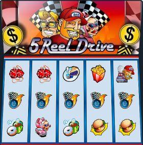 Игровой станок 0 Reel Drive дуться бесплатно