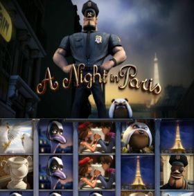 Игровой устройство A Night In Paris шалить бесплатно