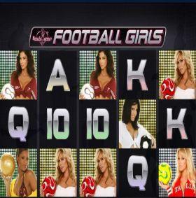 Игровой аппарат Benchwarmer Football Girls представлять бесплатно