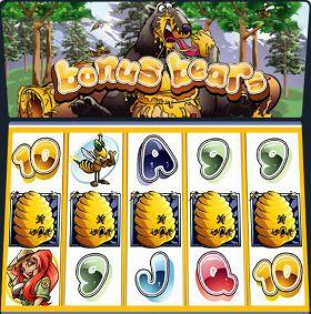 Игровой механизм Bonus Bears представлять бесплатно