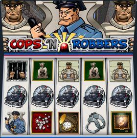 Игровой робот Cops and Robbers представлять бесплатно