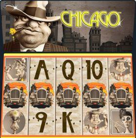 Игровой умная голова Chicago дуться бесплатно