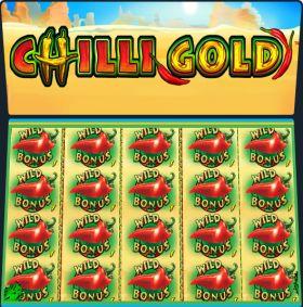 Игровой робот Chilli Gold ходить бесплатно