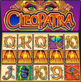 Игровой механизм Cleopatra выступать бесплатно