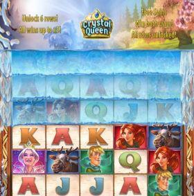 Игровой агрегат Crystal Queen ходить бесплатно