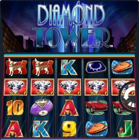 Игровой автоматическое устройство Diamond Tower выступать бесплатно