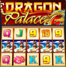 Игровой аппарат Dragon Palace ходить бесплатно