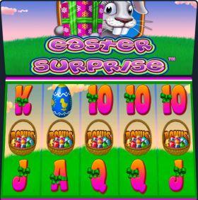 Игровой робот Easter Surprise выступать бесплатно
