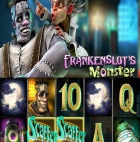 Игровой механизм Frankenslots Monster дуться бесплатно
