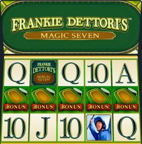 Игровой станок Frankie Dettori's Magic Seven представлять бесплатно