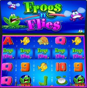Игровой устройство Frogs