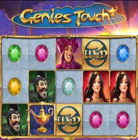 Игровой машина Genies Touch ходить бесплатно