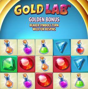 Игровой машина Gold Lab представлять бесплатно