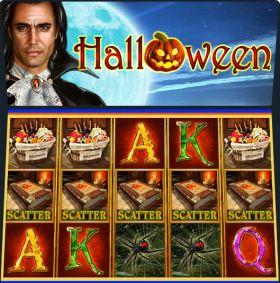 Игровой станок Halloween резаться бесплатно