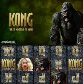 Игровой агрегат King Kong ходить бесплатно
