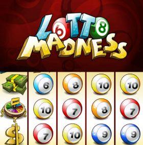 Игровой механизм Lotto Madness шалить бесплатно