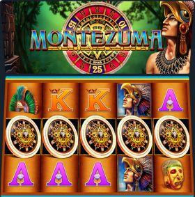 Игровой автоматический прибор Montezuma дуться бесплатно