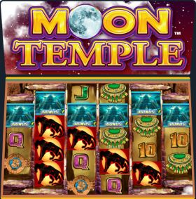 Игровой умная голова Moon Temple представлять бесплатно