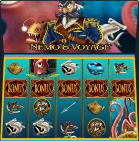 Игровой станок Nemo's Voayge ходить бесплатно