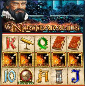 Игровой станок Nostradamus резаться бесплатно