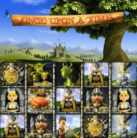 Игровой автоматический прибор Once Upon a Time представлять бесплатно