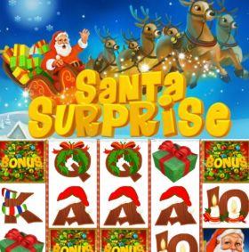 Игровой агрегат Santa Surprise представлять бесплатно