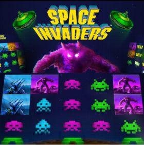 Игровой автоматическое устройство Space Invaders дуться бесплатно