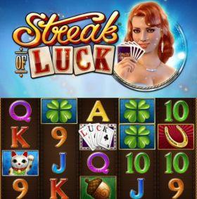 Игровой механизм Streak of Luck шалить бесплатно