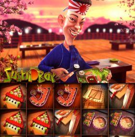 Игровой умная голова Sushi Bar представлять бесплатно