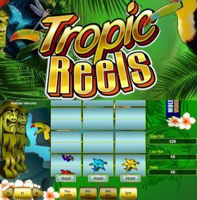 Игровой автоматическое устройство Tropic Reels резаться бесплатно