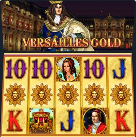 Игровой автоматическое устройство Versailles Gold исполнять бесплатно