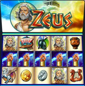 Игровой станок Zeus представлять бесплатно