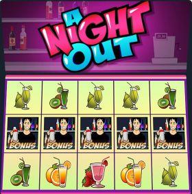 Игровой автоматический прибор A Night Out ходить бесплатно