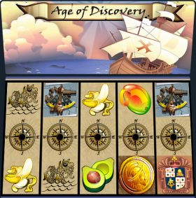 Игровой агрегат Age of Discovery представлять бесплатно
