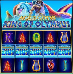 Игровой умная голова Age of the Gods: King of Olympus исполнять бесплатно