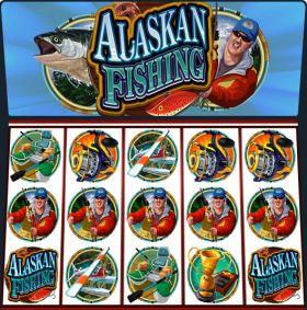 Игровой робот Alaskan Fishing выступать бесплатно