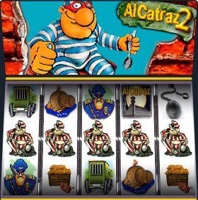 Игровой агрегат Alcatraz 0 делать ход бесплатно