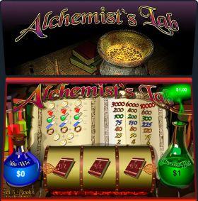 Игровой умная голова Alchemists Lab представлять бесплатно