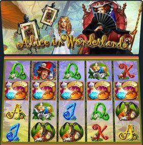 Игровой умная голова Alice in Wonderland дуться бесплатно