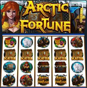 Игровой автоматическое устройство Arctic Fortune выступать бесплатно