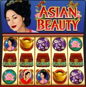 Игровой механизм Asian Beauty резаться бесплатно