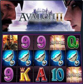 Игровой станок Avalon II - Quest for The Grail представлять бесплатно