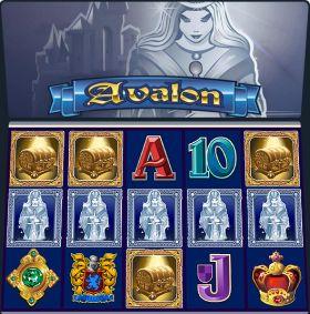 Игровой устройство Avalon выступать бесплатно