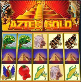 Игровой агрегат Aztec Gold делать ход бесплатно