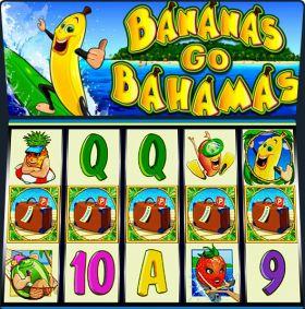 Игровой автоматический прибор Bananas Go Bahamas исполнять бесплатно