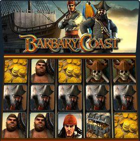 Игровой устройство Barbary Coast делать ход бесплатно