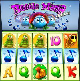 Игровой станок Beetle Mania Deluxe резаться бесплатно